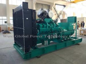 China 520KW / 650KVA Cummins Engine Diesel Generator Set QSKTAA19-G3 Open Diesel Generator Set on sale