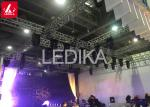 Booth Box Square Lighting Truss System For Exhibit And Display Trade Show