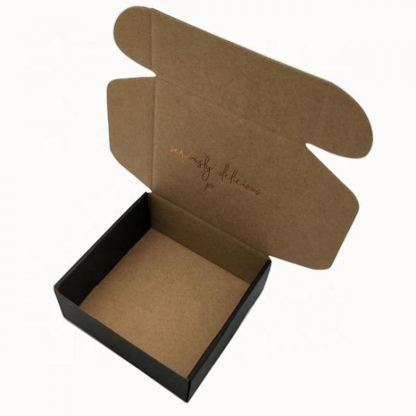 Custom Printed Corrugated Shipping Boxes Full Color Printing