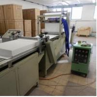 OEM Multi Function Rotary Mini Pleating Machine with 700mm Width