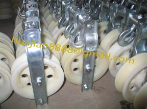 China Cable pulley block,Cable Block,Cable block lifter on sale