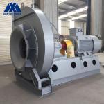 Backward High Temperature Centrifugal Fan Abrasion Proof Mine Ventilate