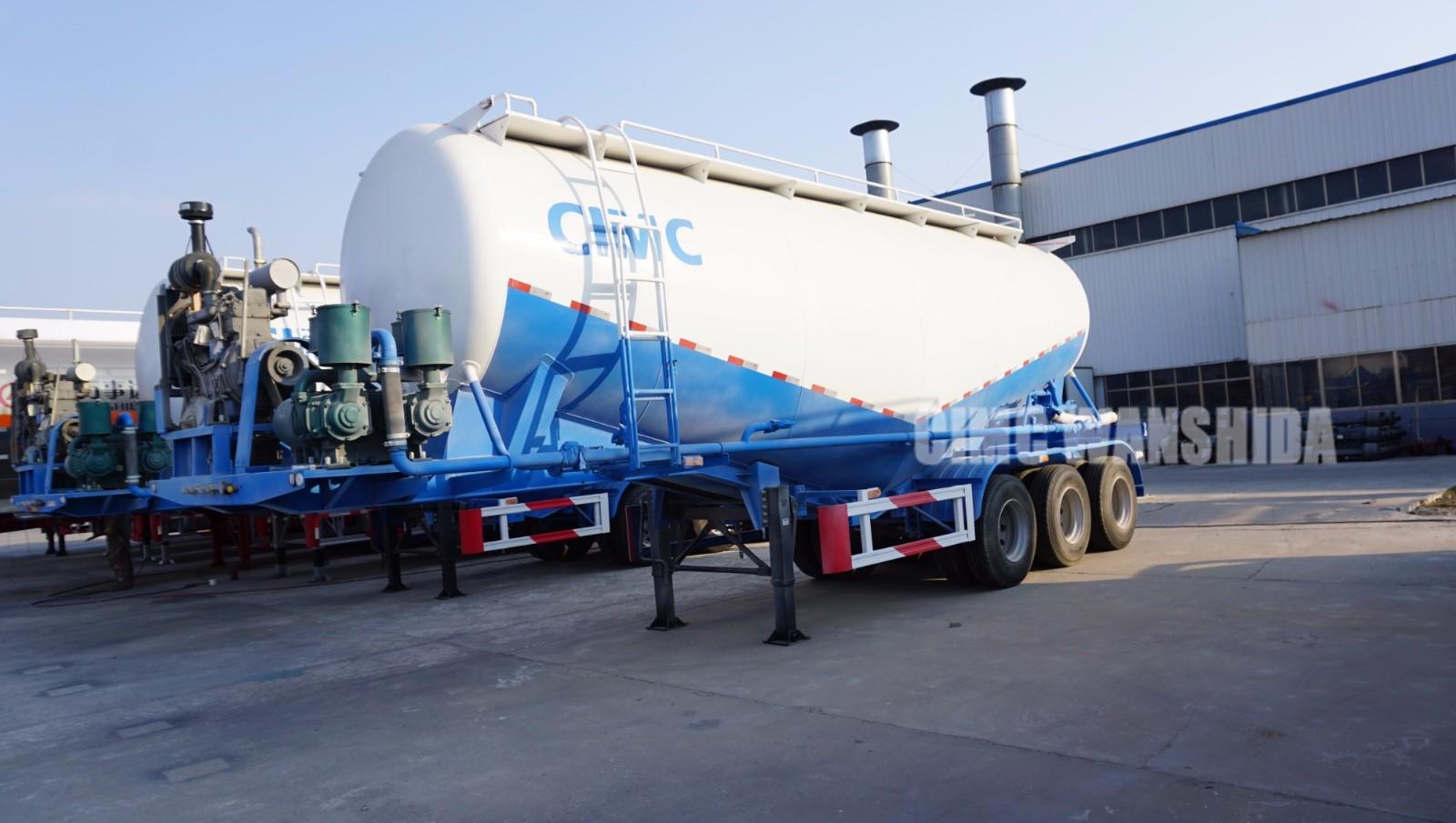 Cement bulker tanker for sale for sale – bulk cement tank