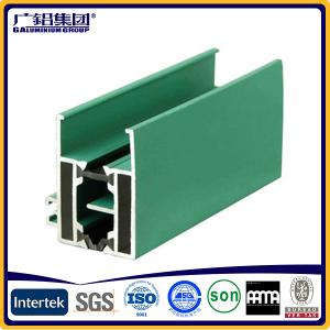 China China Top band with high quailty 6063 aluminium alloy profile price per kg on sale