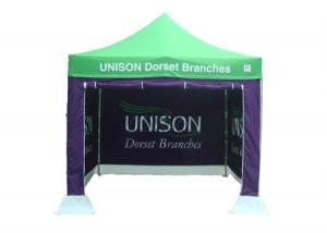 China Garden Gazebo Outdoor Folding Tent Advertising House Easy Up Marquee on sale