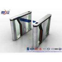 Pedestrian Intelligent Security Drop Arm Turnstile Access Control with LED Indicator of CE approved