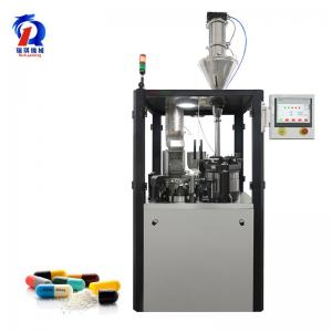 China New Type High Speed Automatic Hard Gelatin Capsule Filling Machine on sale