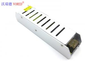 China Metal Housing LED Power Supply 12 Volts 5 Amps Output 60 Watt Power Rating on sale