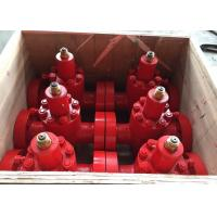 Alloy Steel Wellhead Platform Equipment , Gate Wellhead Valves  API 6A Standard