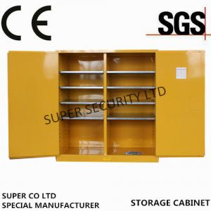 China Flammable Chemical Storage Cabinet For Storing Liquid , Hazardous Cupboards on sale
