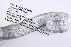 China PP polypropylene webbing for belt,polyester nylon,Jacquard woven Tape,pp webbing,Garment Accessories supplier
