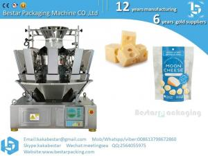 China Hot selling frozen dried Parmesan cheese, Parmesan cheese packing machine supplier