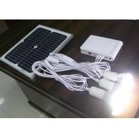 Outdoor Solar Panel Light Kit Solar Home Lighting Kit 325×225×18 Mm