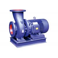 China Pipeline Centrifugal Water Pump Energy Saving , Water Supply Booster Pump on sale