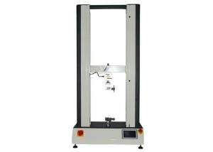 China Touch Screen Tensile Strength Testing Equipment Electric Dual Columns Type 1000KGF on sale