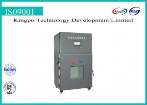 China IEC62133 clause 7.3.7 Lithium battery Low Pressure chamber to simulate high altitude testing on sale