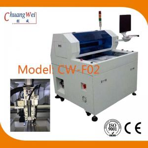 China PCB Depanelizer Equipment CNC PCB Router Machine with 0.1mm Cutting Precision on sale