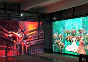 China Full Color Indoor Led Video Wall P5 Light Weight For Public Places on sale