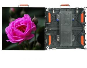 Quality Full Color SMD P3.91 Outdoor Advertising LED Display 1R1G1B Simple Structure for sale