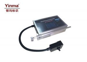 China YM-180-2C High Resolution Inkjet Printer 1 - 35mm Character Height For Aluminum Foil on sale