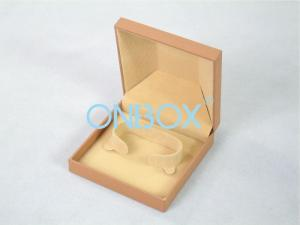 China Luxury Women Jewelry Packaging Boxes , Paper Bangle Holder Box on sale