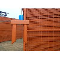 Hot Dipped Galvanized Crowd Control Barriers for Sale 1200mm x 2350mm OD 20 post Brisbane Crowd Control Fence for Sale