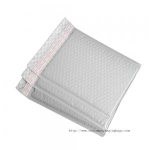China Customized Logo / Size Poly Mailer Bags Padded Envelope Stand Up Pouch Plastic on sale