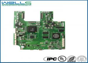 China 6oz 3.0mm Turnkey PCB Assembly FR4 High TG Base Material With One Stop Service on sale
