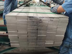 China Aluminum Bar Standard Aluminum Extrusions , 6061 T6511 Extrusion Aluminum Strip En Aw 6061 T6 on sale