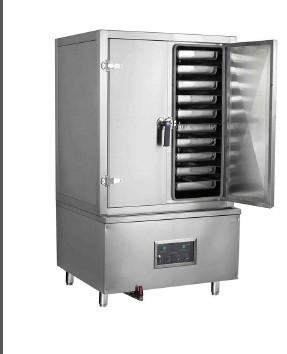 Free Standing Commercial Catering Equipment Seafood Steamer For ...