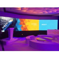 Large 3 In 1 Full Color Indoor Led Video Wall Rental 480mmx480mm Cabinet