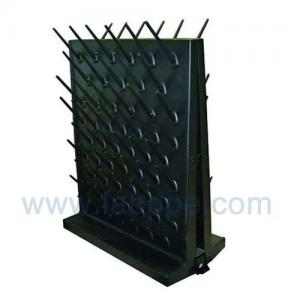 Quality SH361BD-Lab Double faced black Drying Rack,550*700mm for sale