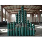 10m3/hの54mの鋳鉄の高性能の浸水許容の水ポンプ