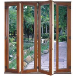 China Aluminum-Wooden Windows & Doors on sale