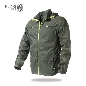 China Men's Light Weight Portable Cycling shirts Wind coat on sale