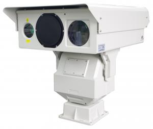 China Long Range PTZ Security Thermal Surveillance System With Intruder Alarm on sale