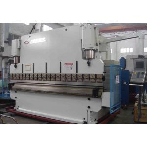 China 200 Ton CNC Press Brake Machine To Bend Different Angle W 2145 Mm H 2960 Mm on sale
