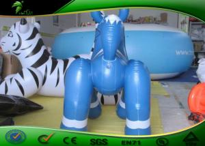 ... Quality Professional Holiday Inflatable Garden Toys / Inflatable Christmas Husky for sale