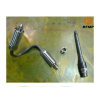 High pressure pipes of diesel engine