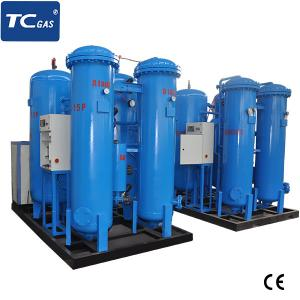China SIEMENS Auto Control Oxygen Gas Plant , Medical Oxygen Plant For Hospital on sale