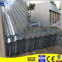 Galvanized Metal Roof