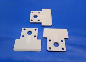China Custom Alumina Ceramic Perforated Suction Plate Porous Sucking Plates on sale