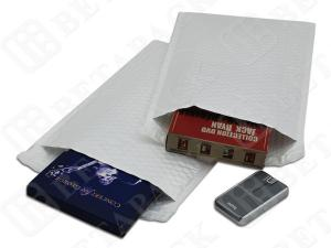 China Audio CDs Pearl Poly Bubble Mailer 350*480mm PP / PE Film With Bubble Linings on sale