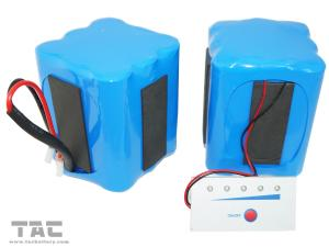 China 12V LiFePO4 Battery Pack 26650  6.6Ah With Electronic Display for UPS on sale