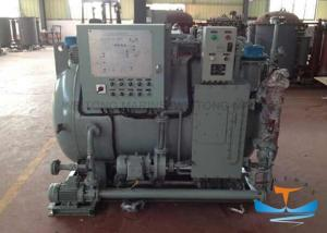 China Auxiliary Marine Anti Pollution Equipment Sewage Treatment Plant Pressure Resistance on sale
