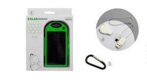China Hot sell high capacity  waterproof  solar charger for mobile phone on sale