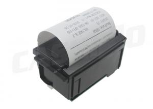 Quality RS232 / TTLinterfaces Thermal Mini Printer , Thermal Panel Printer Support Power for sale