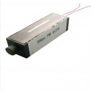 China Stable Running Fiber Optic Switch , Manual Optic Delay Liner For Fiber Interferometers on sale