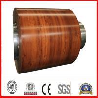 wooden PPGI steel