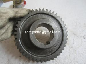 China Foton Truck Spare Parts VI Speed Gear Intermediate Shaft 646-2611 / 651-2611 on sale